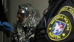 Kuriozita v Martine: Utečenec žiadal o azyl, o Slovensku vedel len jedno