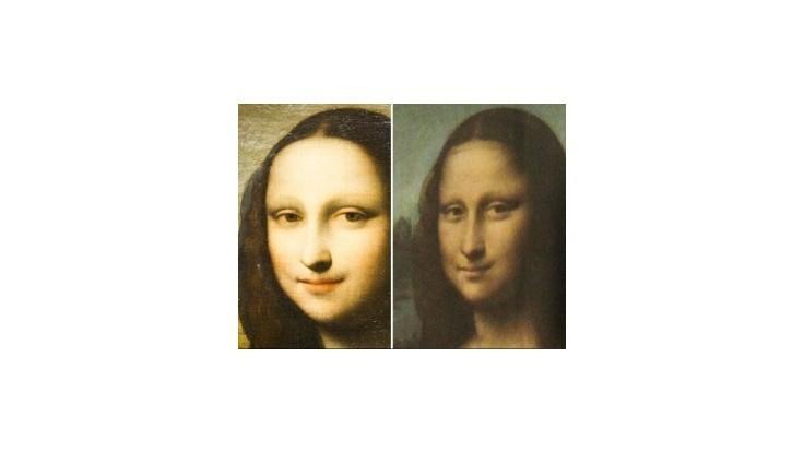 Obraz Mony Lisy má aj mladšiu verziu