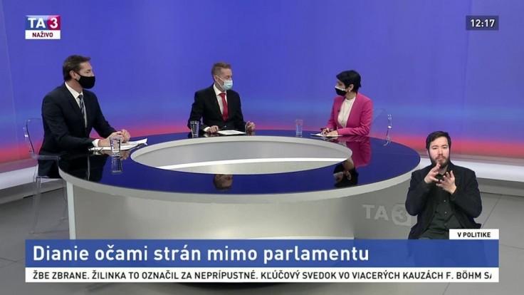 KDH a PS v mimoparlamentnom dueli. Uviedli, čo môžu ponúknuť