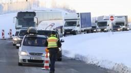 Testy kamionistov sú nerealizovateľné, reagujú zamestnávatelia