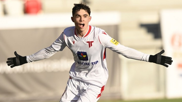 Syn Pavla Demitru debutoval gólom, Trenčínu pomohol k remíze