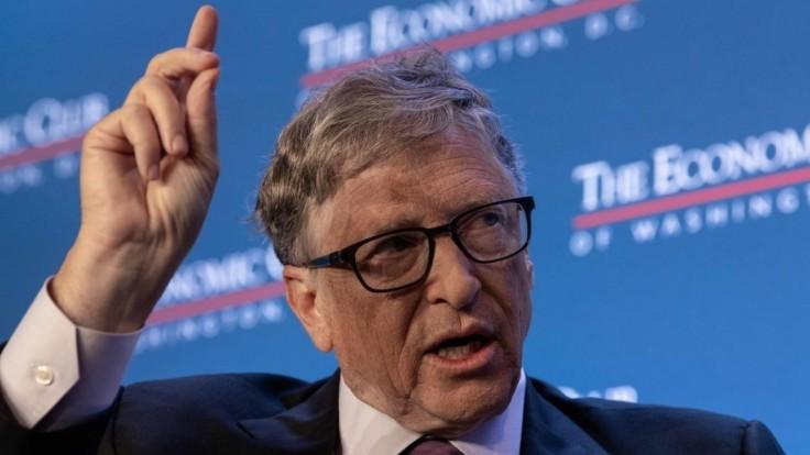 Zmena bude náročná, tvrdí Gates. Na boj s klímou dá miliardy