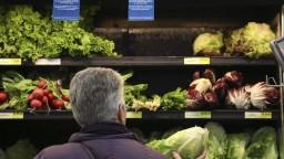 Lacnejšie potraviny a energie: Ceny rástli najpomalšie za štyri roky
