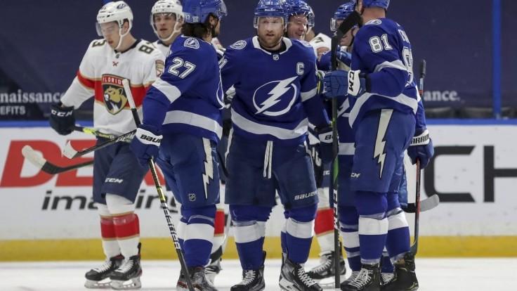 NHL: Tampe nestačila Černákova asistencia, doma prehrala