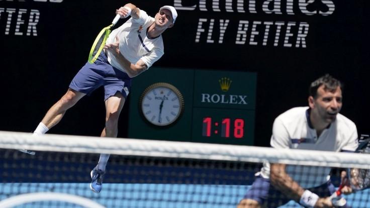 Polášek s Dodigom sa prebojovali do semifinále Australian Open