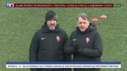 Sereď dočasne povedie asistent trénera Blaháč