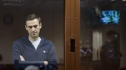 Jeho život môže byť ohrozený. Európsky súd žiada prepustenie Navaľného