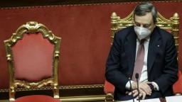 Taliansky premiér predstavil program, za prioritu označil obnovu ekonomiky