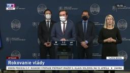 TB M. Krajčího a I. Matoviča po rokovaní vlády o vakcíne Sputnik V