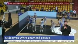 Basketbalistov čaká náročný duel, stretnú sa s Kosovom