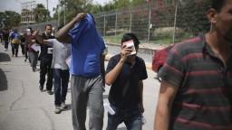 Žiadatelia o azyl prekročili hranice, Biden zreformoval imigračnú politiku