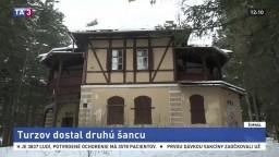 Turzov dostal druhú šancu, Košický kraj ho odkúpil späť
