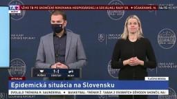 TB premiéra I. Matoviča o epidemickej situácii na Slovensku