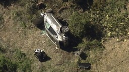 Golfista Woods mal autonehodu, z auta ho museli vyslobodiť