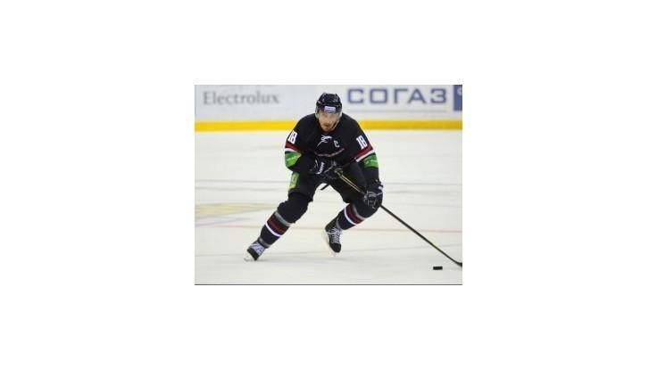 Víťazná séria Slovana sa skončila, v Magnitogorsku prehral 2:3