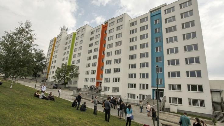 Na bratislavských internátoch je to horšie, opatrenia sprísnili