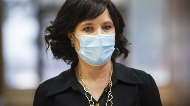 Pomôcť s ministerstvom zdravotníctva chceli už na jeseň, tvrdí Remišová