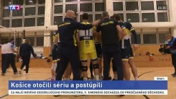 Séria dospela až do piateho zápasu, postup si vybojovali Košice