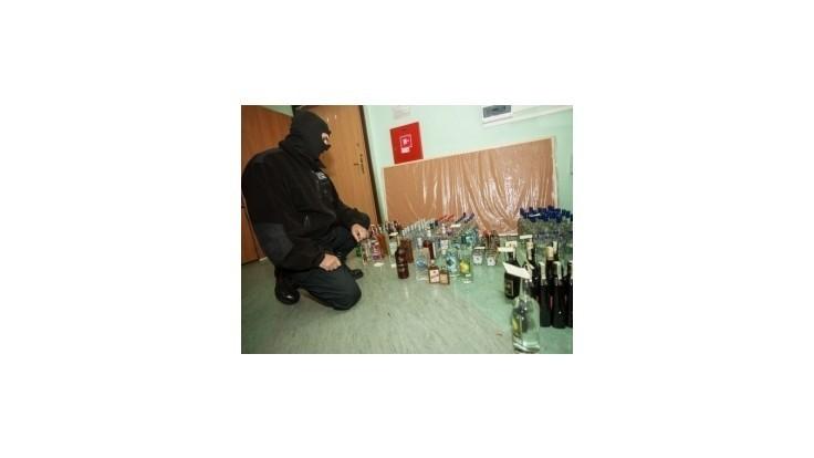 Karlovarská polícia rozložila metanolovú sieť