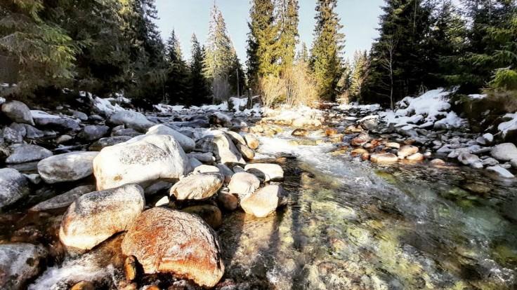 FOTO našich čitateľov: Pozrite si Tatry aj zasnežený Sivec