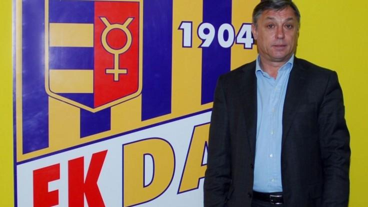 Zomrel úspešný futbalista a bývalý tréner Dunajskej Stredy
