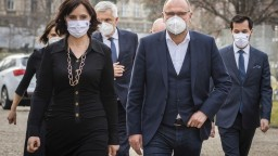 Remišová a Sulík po stretnutí s prezidentkou: Predčasné voľby nechceme