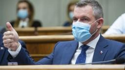 Vláda podľa Pellegriniho musí skončiť, krajinu by viedli odborníci