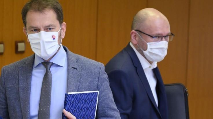Matovičove výroky o Sulíkovi a testoch  rieši polícia aj prokuratúra