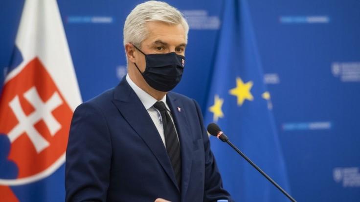 Korčok sa ospravedlnil Ukrajine za Matovičov rádiový žart