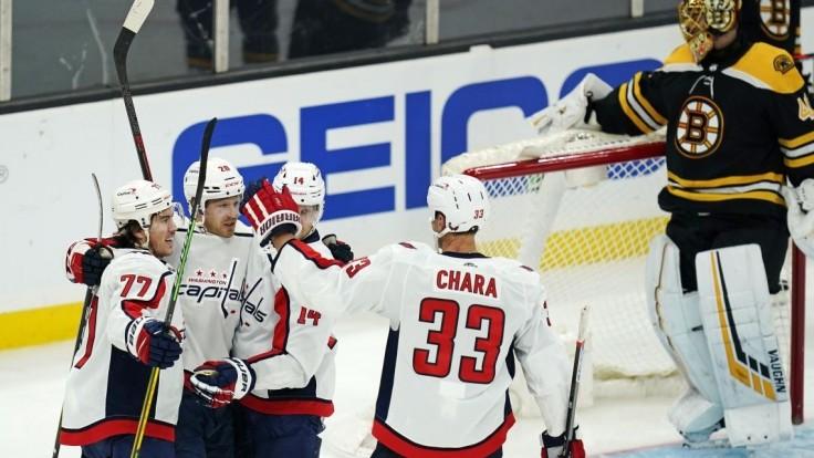 NHL: Chára sa vrátil do Bostonu, takéto prekvapenie nečakal