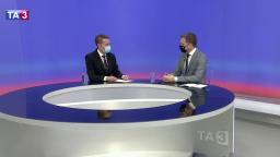Televízia TA3 naďalej s vysokou sledovanosťou, uspela aj v prieskume objektívnosti