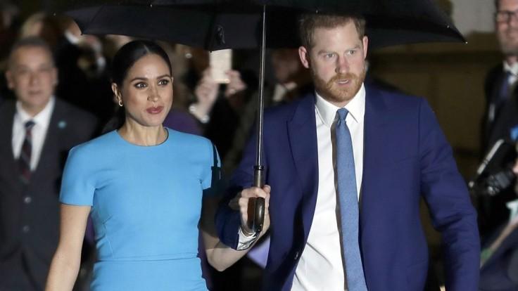 Manželka princa Harryho: Kráľovská rodina o nás klame