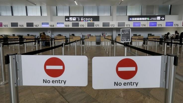 Letisko vo Viedni je prvýkrát vo svojej histórii v strate
