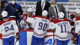 NHL: Tatar si pripísal asistenciu, Černák pre zranenie bez zápasu
