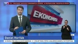 Ekonomické správy z 5. marca