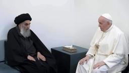 Historická návšteva v Iraku: Pápež sa stretol s veľkým ajatolláhom