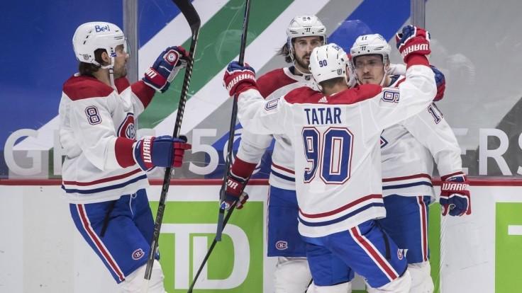 NHL: Tatar žiaril pri demolácii Jets, bol druhou hviezdou zápasu