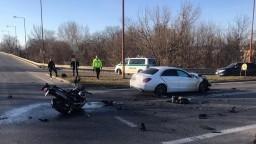 Tragická nehoda: 60-ročný motorkár bol na mieste mŕtvy