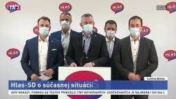 TB predstaviteľov strany Hlas-SD aj o zle nastavenom systéme vakcinácie