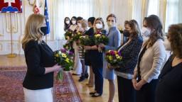 MDŽ oslávila aj prezidentka, sviatok využila na debatu o postavení žien