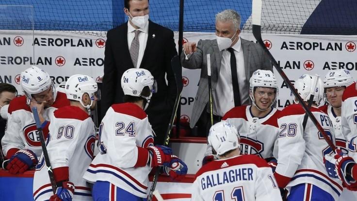 NHL: Tatar opäť bodoval, Montreal však tesný náskok neudržal