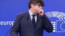 Katalánsky líder príde o imunitu, rozhodli o tom v europarlamente