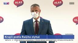 TB R. Rašiho o roku pôsobenia ministra zdravotníctva M. Krajčího