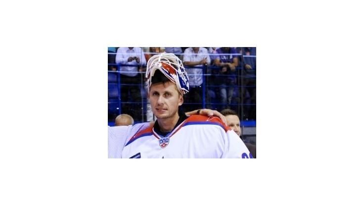 Staňa najlepším brankárom týždňa v KHL
