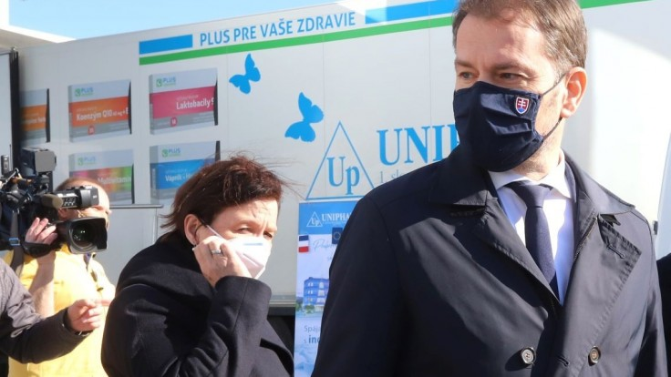 Štátny ústav sa ospravedlnil liekovej agentúre za vyjadrenia Matoviča