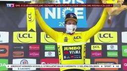 Roglič vyhral štvrtú etapu pretekov Paríž-Nice