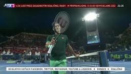 Federer má za sebou úspešný návrat, v Dohe postúpil ďalej