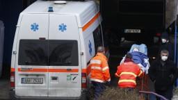 Česko má po úprave dát nový rekord, týka sa ľudí v nemocniciach