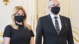 Prezidentka pozbavila zadržaného šéfa tajných štátnej služby