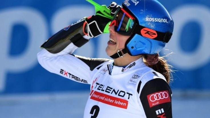 Úspešná Vlhová! Slovenská lyžiarka vyhrala ďalšie preteky